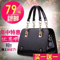 Women's bags trend 2014 embossed bag vintage shoulder bag handbag messenger bag fashion handbag women's