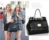 Luxury Fashion GENUINE LEATHER Handbag Women High Quality Brand Cowleather Stylish Cowhide Shoulder Bag Messenger Bag