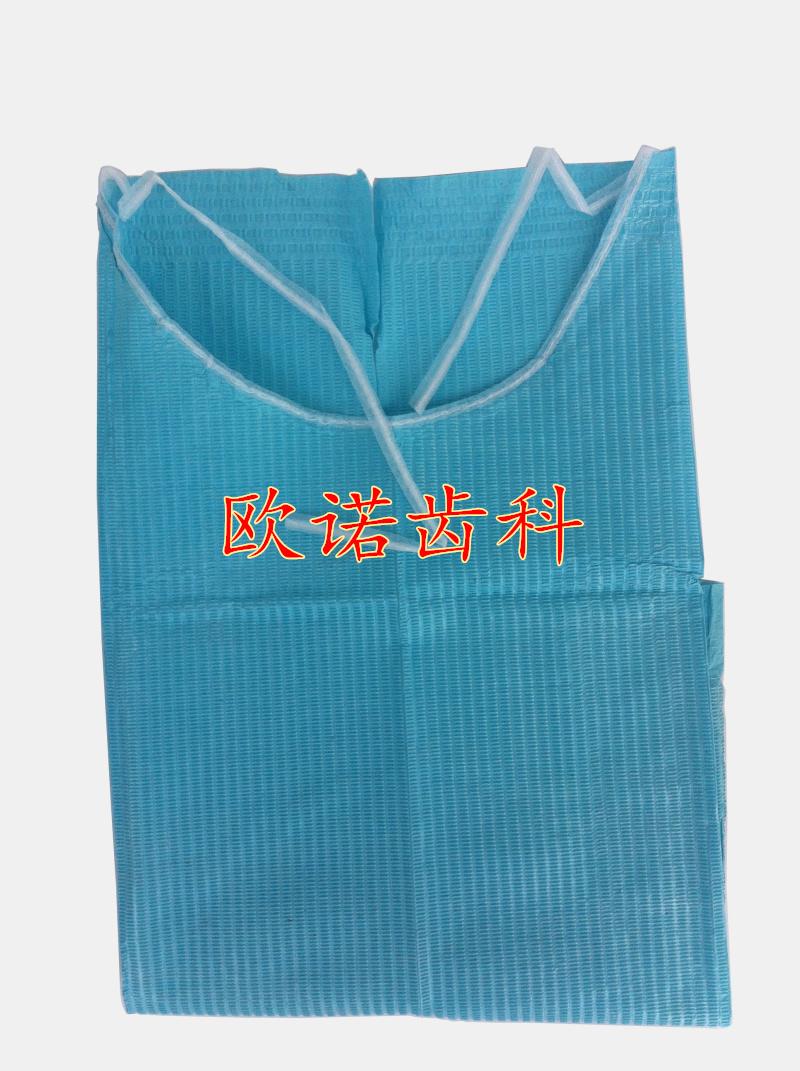 Materiais dentários loja toalhas laçar bibs lenço de papel descartável médica 30 20 saco(China (Mainland))