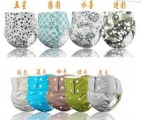 2pcs 2014 New Adult diapers leak-proof pants cloth diaper breathable diaper