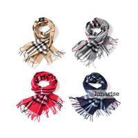 Children's clothing 2014 autumn child cashmere plaid scarf male female child baby boy girl child family fashion
