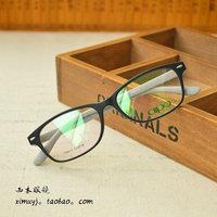 Ultra-light tr90 glasses myopia female eyeglasses frame eye box ultra-light wear-resistant tr815