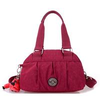 Women's handbag fashion multi-colored light waterproof nylon oxford fabric shoulder bag handbag cross-body bag small mummy
