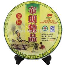 [GRANDNESS] 2011 yr,380g Yunnan Ancient Old Tree BuLang Mountain Premium Pu Er Pu-erh Puerh Tea Raw Uncooked Sheng Puer