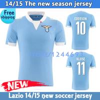 Lazio home jersey for top thai version klose