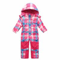 Small mouse topolino child one piece ski suit  grilsfemale child baby bodysuit romper