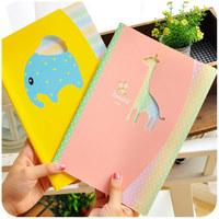 Korean Stationery School Supplies Cute Stationery Notbook Notebooks