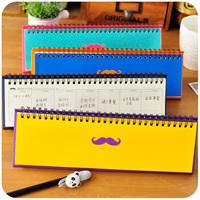 Korean Stationary Cute Schedule Notebooks Agenda Notebook