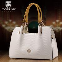 Cowhide shoulder bag women's bags fashion women's handbag hydrowave 2014 , dsmv handbag