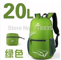2014 Hot sale Outdoor ultra-light folding bag small waterproof backpack bag travel hiking bag