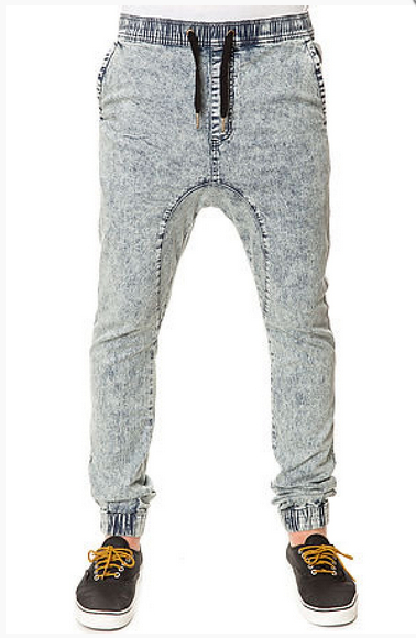 cool design denim joggers men pants trousers jeans kanye west last kings urban clothing streetwear swag homme femme plus size(China (Mainland))