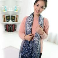 New women's scarf silk scarf Korean wrap