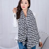 New Fashion  all-match female scarf tassel Scarves silk scarf women Scarf