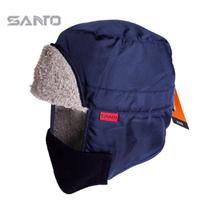 Santo Male Women Winter fleece ear Protector Cap Warmer Visors For Outdoor Sports Skiing hat Hiking Fishing Quality Free ship