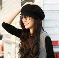 Yzstyle woolen fashion octagonal cap newsboy beret hat cap autumn and winter female male