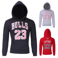 2014 new arrival Sweatshirt male fashion bull sweatshirt print long-sleeve sports cotton cardigan with a hood JACKET M-XL SIZE
