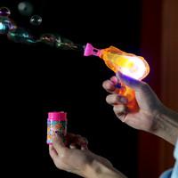 New arrival manual bubble gun style child bubble toy