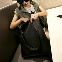 Bags 2014 fashion brief fashion shopping bag big bag vintage all-match women's handbag shoulder bag handbag