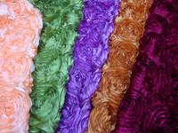 3d three-dimensional big rose fabric for carpet ,background ,shaman fabric