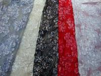 Carpet 3d bronzier disk flowers fabric  for pillow,wedding,dress,tablecloth,sofa fabric etc.