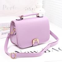 Fashion small 2014 fresh candy color shaping  handbag messenger bag
