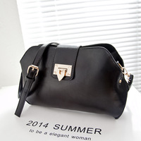 2014 fashion all-match fashion elegant cross-body shoulder bag  women's bags