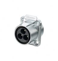 Linko lp24 xlr lock aviation plug socket 3 core ul 3c