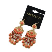 Fashion accessories personality bohemia earrings female royal drop earring vintage earring ceremonized accessories fy
