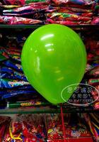 90pcs/lot Thickening green circle pearl balloon circle balloon