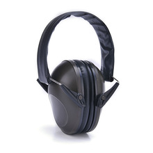 Free shipping(1 Pc) Anti-noise Hearing Ear Protector Soundproof Earmuffs Protection Contact Shooting Tactical Ear Muff(China (Mainland))