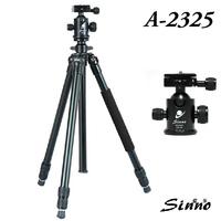 Sinno A-2325 Tripod SLR Camera Tripod Stable Tripod Photography Portable Tripod