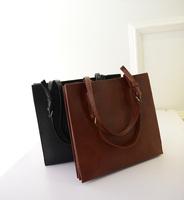 Big bags fashion vintage 2014 brief document bags briefcase shoulder bag envelope female bag