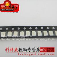 Free shipping SMD LED light emitting diode 1210 orange light   3528(100pcs)