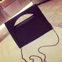 2014 autumn fashion women's irregular trojan handbag shoulder bag