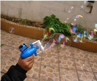Thomas child fully-automatic bubble gun cartoon bubble machine electric bubble gun