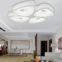 1Light/2Light/3Light/4Light  modern brief living room light  led ceiling light , romatic panel light , 85~265V, free shipping