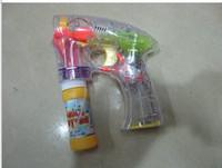 Bubble space fully-automatic electric bubble gun music bubble gun
