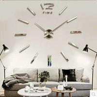 Fashion brief oversized measurement wall clock fashion pocket watch diy personalized clock