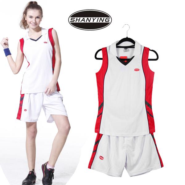 Girls basketball clothes female set Women basketball clothing woman uniforms basketball competition women's clothing(China (Mainland))