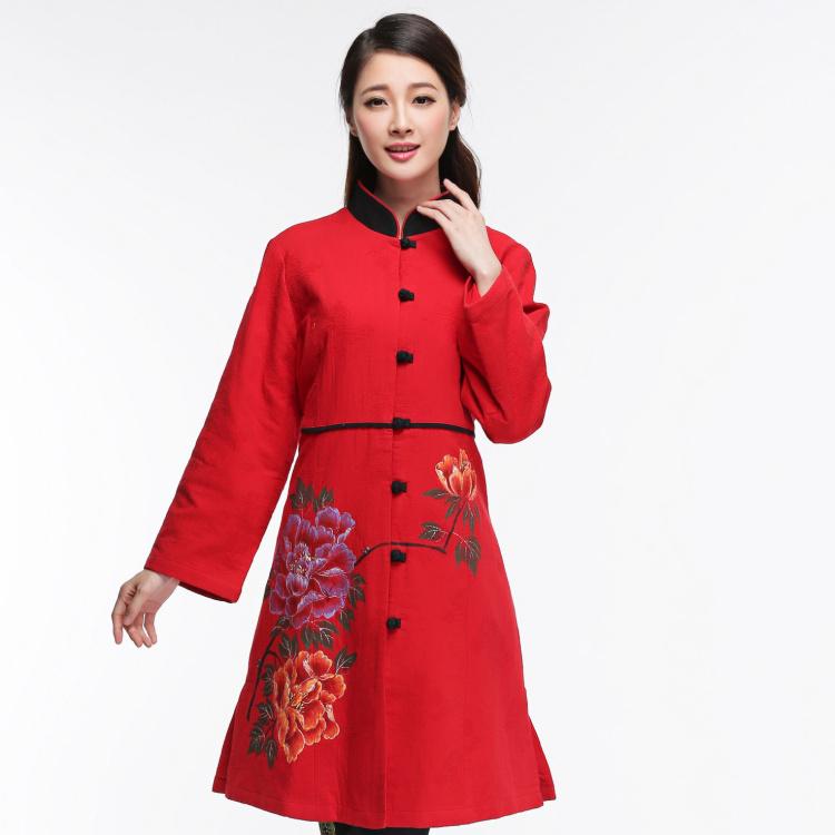 Китайская традиционная кофта ,