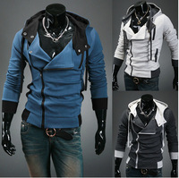 2014 Winter Fashion New Zipper Jacket For Men,Outerwear Jackets Coat Clothes Men.Outdoor Casual And Sports Jackets,M-4XL