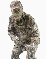 Bionic camouflage outdoor leaves camouflage bird ver5 set spring and autumn of five pieces set