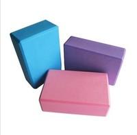 Keep high density yoga brick green antibacterial yoga mat auxiliary supplies yoga pillows yoga accessories