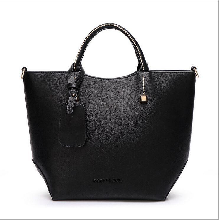 2014 New Women's Cheap Designer Handbags High Quality PU Leather Handbag Large Women Tote Shoulder Bags Crossbody Vintage Bags(China (Mainland))
