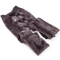 2014 plus cashmere leggings women Casual Warm Winter Faux Velvet Seamless Thick Slim Leggings Factory Sales