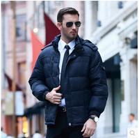 2014 Winter men's clothes down jacket  warm coat,men's outdoors sports thick warm parka coats & jackets for man