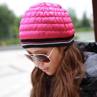 Korean female winter hat  lady hat winter cap free  shipping