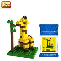 Loz child puzzle blocks toy novel mini assembled diamond granule