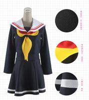 cosplay anime costume  no game no life white skirt girls  dress