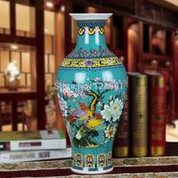 Ceramics floor fashion classical vase home decoration crafts decoration